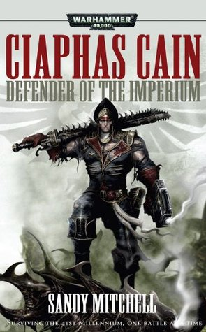 Ciaphas Cain by Sandy Mitchell