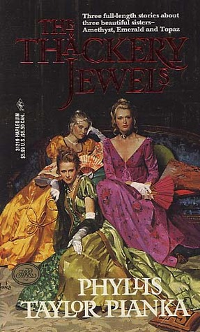 The Thackery Jewels (The Thackery Jewels, #4,5,6)