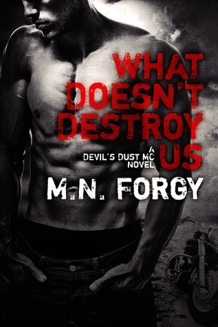 Resultado de imagen de Devil's Dust #1: What Doesn't Destroy Us (M.N. Forgy)