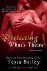 Protecting What's Theirs (Line of Duty, #1.5)