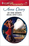 At the Boss's Beck and Call (Undressed by the Boss) (Harlequin Presents #2882)