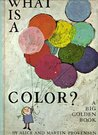 What is a Color? A Big Golden Book by Alice Provensen