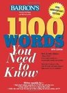 1100 Words You Need to Know 5th (fifth) edition Text Only