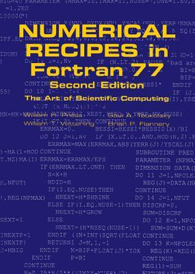 Numerical Recipes in FORTRAN: The Art of Scientific Computing (2nd Edition)