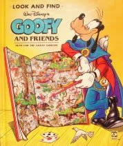 Goofy and Friends: Hunt for the Great Goofini (Look and Find)