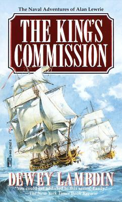 The King's Commission - Fixed - Dewey Lambdin