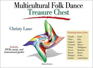 Multicultural Folk Dance Treasure Chest, Volumes 1 & 2 - DVD with CD