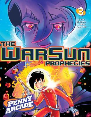The Warsun Prophecies by Jerry Holkins