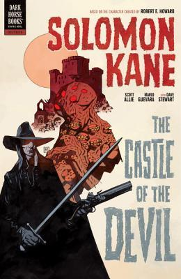 Solomon Kane by Scott Allie