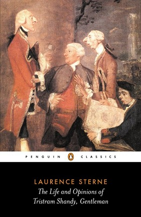 The Life and Opinions of Tristram Shandy, Gentleman by Laurence Sterne