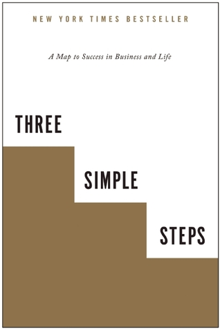 Three Simple Steps by Trevor Blake