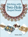 Stitching with Two-Hole Shaped Beads