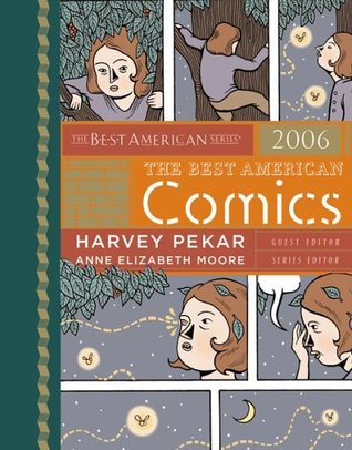 The Best American Comics 2006 by Harvey Pekar