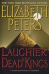 The Laughter of Dead Kings (Vicky Bliss, #6)
