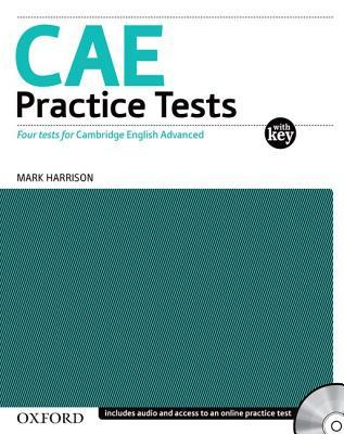 Cae Practice Tests W/Key And Audio Cds Pack