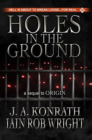 J.a. Konrath Author Holes in the Ground by...