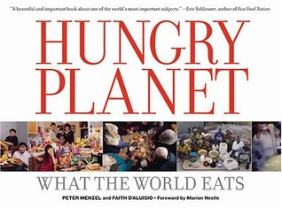 Hungry Planet by Peter Menzel