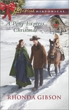 A Pony Express Christmas by Rhonda Gibson