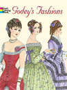 Godey's Fashions Coloring Book by Ming-Ju Sun