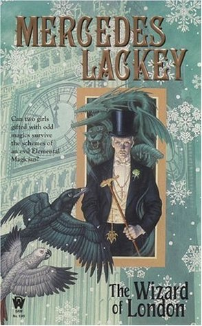 The Wizard of London by Mercedes Lackey