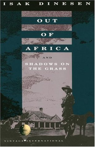 Out of Africa / Shadows on the Grass