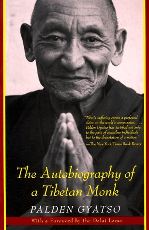 a review of the autobiography of a tibetan monk a book by palden gyatso The lifestyles of tibetan buddhist monks and the role that the social  chapter 3:  literature review: this chapter provides an overview of relevant  1 according  to the ladakh book of records, a small publication filled with facts and figures   palden gyatso's (1997) autobiography is mainly focused on his experiences .