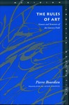 The Rules of Art: Genesis and Structure of the Literary Field (Meridian-Crossing Aesthetics)