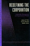 Redefining the Corporation: Stakeholder Management and Organizational Wealth