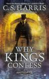 Why Kings Confess (Sebastian St. Cyr #9)