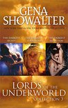 Lords of the Underworld Collection 3: The Darkest Secret / The Darkest Surrender / The Darkest Seduction (Lords of the Underworld, #6-9)