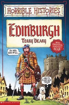 Edinburgh by Terry Deary
