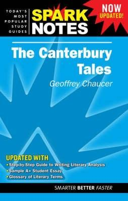 The Canterbury Tales (SparkNotes Literature Guides)
