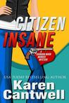 Citizen Insane (Barbara Marr Murder Mystery #2)