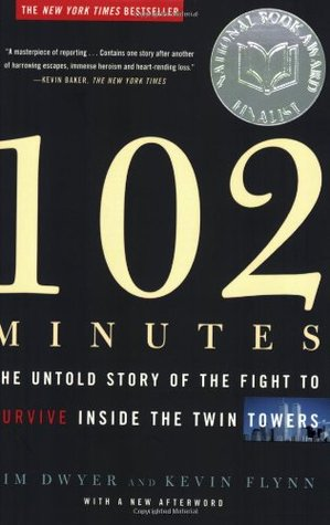 102 Minutes by Jim Dwyer and Kevin Flynn EASTON PRESS Leather (9/11 Twin Towers)