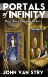 Champion for Hire (Portals of Infinity, #1)