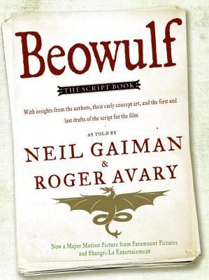Beowulf: The Script Book