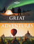 Great Adventures (Lonely Planet Travel Pictorial)
