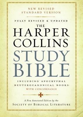The HarperCollins Study Bible: Old Testament