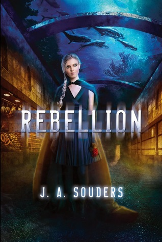Rebellion (The Elysium Chronicles, #3)