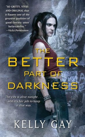 The Better Part of Darkness (Charlie Madigan, #1)