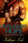 Highlander's Hope: A Special Christmas Novel (Legacy of the Mist Clans, #4)