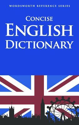 Concise English Dictionary by John Andrew Simpson