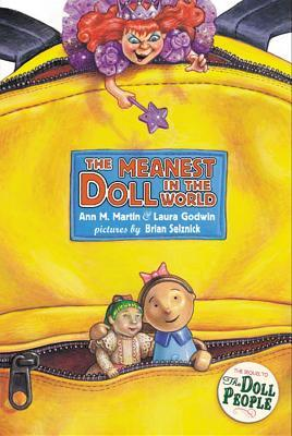 The Meanest Doll in the World by Ann M. Martin