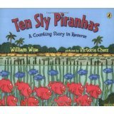 Ten Sly Piranhas by William Wise