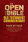 The Open Your Bible Old Testament Commentary: Page by Page (The Open Your Bible Commentary Book 1)