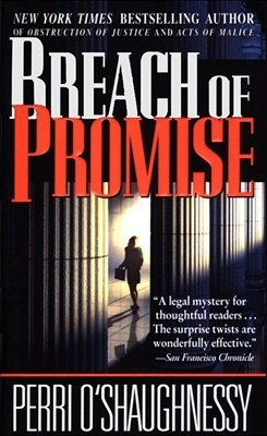 Breach of Promise by Perri O'Shaughnessy