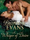 A Whisper of Desire (The Disgraced Lords, #4)