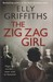 The Zig Zag Girl (DI Stephens & Max Mephisto, #1)