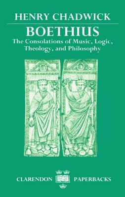 The Consolations of Music, Logic, Theology and Philosophy (Clarendon)
