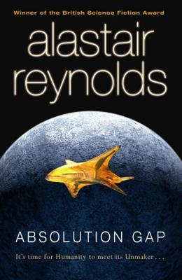 Absolution Gap by Alastair Reynolds